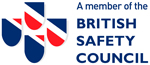 GMK are a member of the Britsh Safety Council