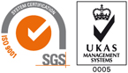 GMK are ISO-9001 Certified