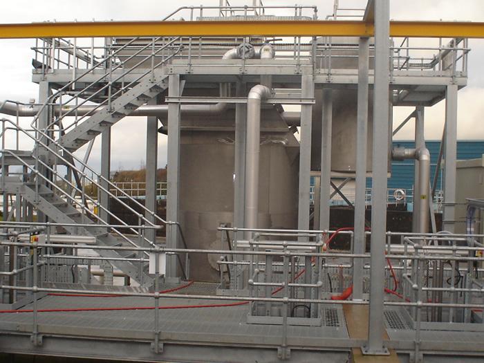 Structural Steel work GMCK Gallagher & McKinney Ltd